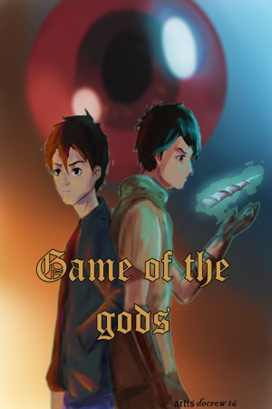 Game of the Gods: Journey to a fantasy world Anture